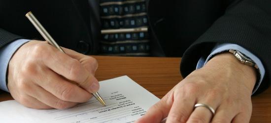 Auch beim Arbeitsvertrag spielt der Datenschutz an unterschiedlichsten Stellen eine wichtige Rolle.