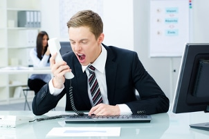Beschwerde gegen Telefonwerbung: Anzeigen können Sie u. a. gegenüber den Landesdatenschutzbeauftragten vorbringen.