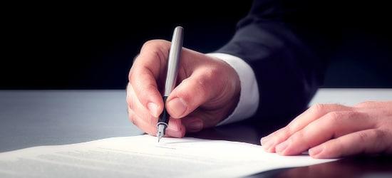 Bestellungsurkunde: Ein Datenschutzbeauftragter bekommt mit diesem Dokument seine Aufgaben übertragen.