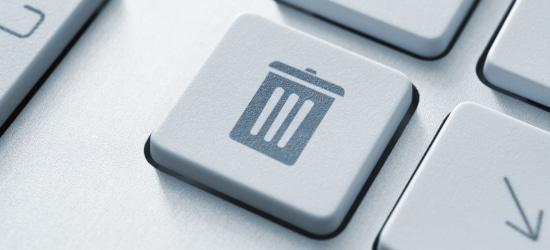 Personenbezogene Daten wieder löschen: Artikel 17 DSGVO als Grundlage für die Datenlöschung