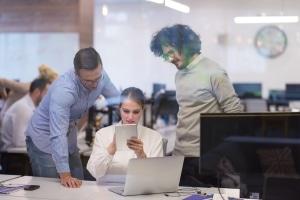 Datenschutz: Eine Geburtstagsliste ist mit Einwilligung der Mitarbeiter erlaubt.