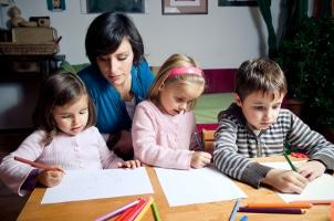 Der Datenschutz muss zwischen Kindergarten und Schule bei einer Kooperation eingehalten werden.