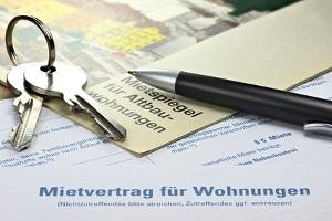 Unter den Datenschutz fällt ein Mietvertrag ebenso wie andere personenbezogene Daten des Mieters.