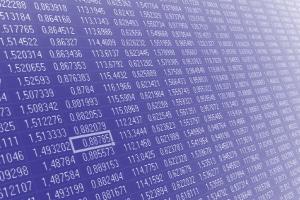 Der Datenschutz in der Werbung erlaubt die Verwendung von Listendaten.