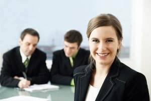 Die DSGVO sieht eine Datenschutzbeauftragte in Unternehmen vor.