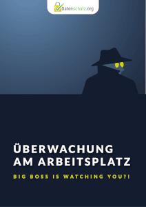 eBook: Überwachung am Arbeitsplatz