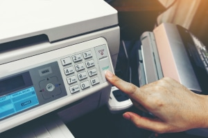 Empfohlen wird immer öfter: Weg vom Fax, um den Datenschutz zu erhöhen.