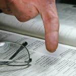 Das Fingerprint device übersetzt den Fingerabdruck in ein elektronisches Format.