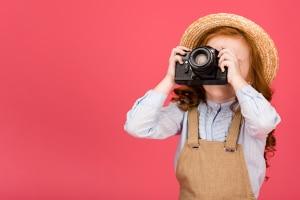 Fotos sind im Kindergarten gemäß dem Datenschutz nur mit einer Einwilligung erlaubt.