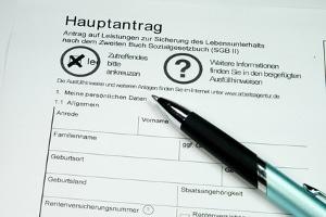 Das Jobcenter darf gemäß Datenschutz auf gesetzlicher Grundlage viele Sozialdaten verarbeiten.