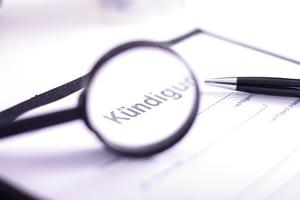 Schutz vor einer Kündigung hat ein externer Datenschutzbeauftragter nicht.