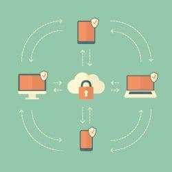 Online-Datentresor: Durch ein Master-Passwort ist das Programm auch auf unterschiedlichen Geräten anwendbar.