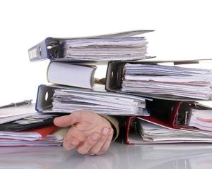 Personalakte: Der Datenschutz ist aufgrund der umfangreichen sensiblen Daten besonders wichtig.