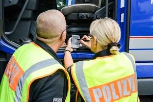 Wie lange darf die Polizei gemäß Datenschutz erhobene Daten speichern?