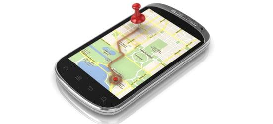 Standortdaten geben Aufschluss darüber, welche Orte jemand wann und wie oft aufsucht.