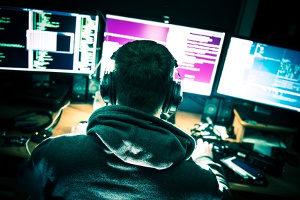 Einen WEP-Schlüssel knacken Hacker im Handumdrehen.