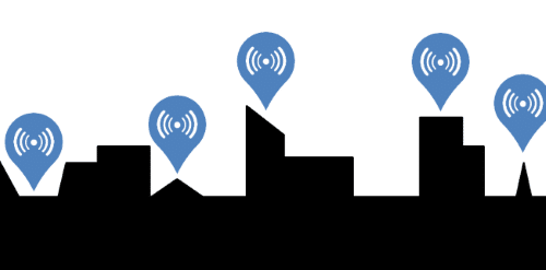 Die Reichweite Ihres WLAN vom Router bestimmt die Sicherheit maßgeblich mit.