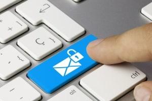 Vor dem Zugriff von Dritten auf Gmail sind auch sensible Inhalte nicht sicher.